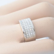 bandring met diamanten