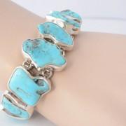 Zilveren-armband-met-turkoois-1