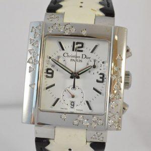 Dior Horloge met diamanten