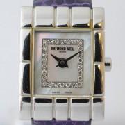 Raymond Weil horloge met parelmoer